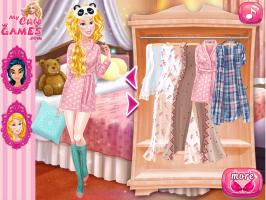 A Festa do Pijama da Jasmine e da Aurora - screenshot 3