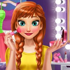 Jogo Ana no Salão de Beleza