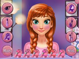 Ana no Salão de Beleza - screenshot 1