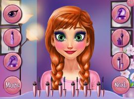 Ana no Salão de Beleza - screenshot 2