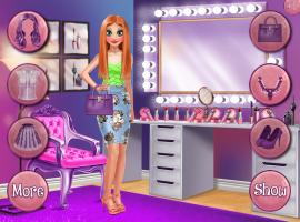 Ana no Salão de Beleza - screenshot 4
