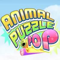 Jogo Animal Puzzle Pop