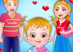 Baby Hazel Dia dos Namorados