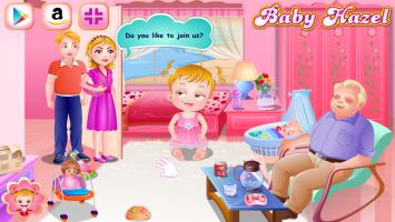 Baby Hazel Dia dos Namorados - screenshot 2
