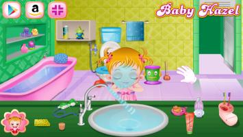 Baby Hazel e A Higiene no Banheiro - screenshot 2