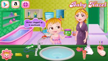 Baby Hazel e A Higiene no Banheiro - screenshot 3