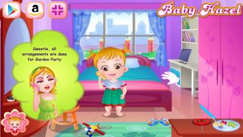 Baby Hazel Festa no Jardim - screenshot 2