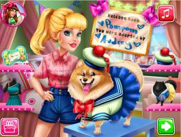 Barbie Adopta Um Cachorrinho - screenshot 3