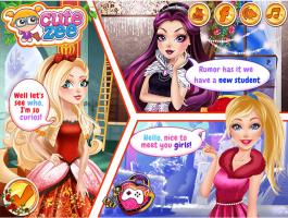 Barbie em Ever After High - screenshot 1