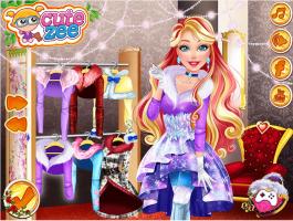 Barbie em Ever After High - screenshot 2