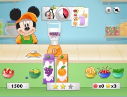 Milk-shakes do Mickey - screenshot 1