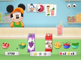 Milk-shakes do Mickey - screenshot 2
