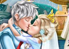 Beijo Escondido de Elsa