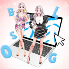 Jogo Blog de Moda da Elsa