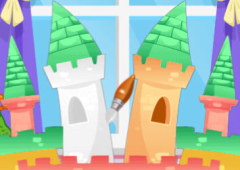 Construa o Castelo de Princesa