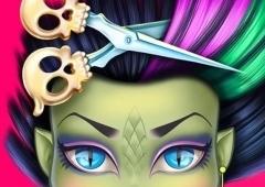 Corte os Cabelos das Monster High