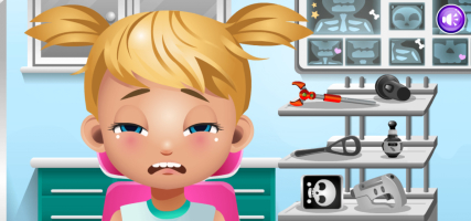Cuide da Menina no Consultório - screenshot 3