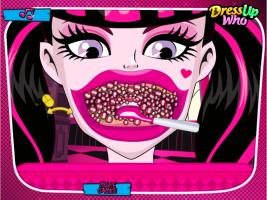 Cuide dos Dentes da Draculaura - screenshot 1