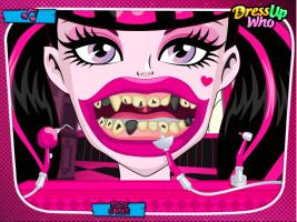 Cuide dos Dentes da Draculaura - screenshot 2