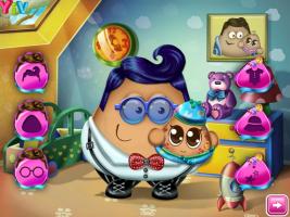 Dê Banho no Bebê Pou - screenshot 4
