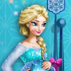 Jogo Decore o Quarto do Bebê da Elsa