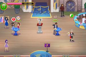 Descendentes: Festa na Escola de Auradon - screenshot 1