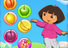 Dora Combina Frutas