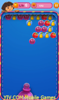 Dora Combina Frutas - screenshot 1