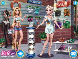 Eliza e Chloe: Festa na Piscina - screenshot 1