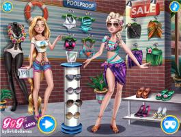 Eliza e Chloe: Festa na Piscina - screenshot 2