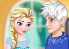 Elsa Rompe o Namoro com Jack Frost