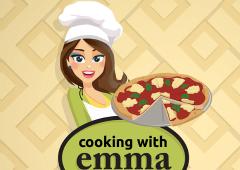 Emma Cozinha Pizza Margherita