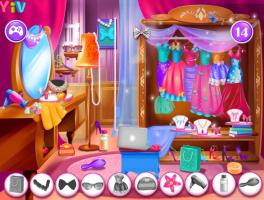 Encontre as Roupas e Vista Elsa - screenshot 1
