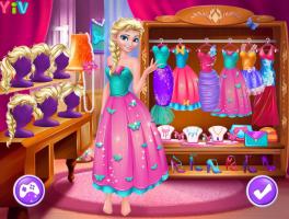Encontre as Roupas e Vista Elsa - screenshot 3