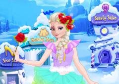 Escolha o Visual de Elsa
