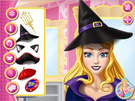 Festa de Halloween com as Princesas Disney - screenshot 2