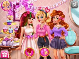Festa de São Valentim de Barbie - screenshot 1