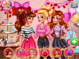 Festa de São Valentim de Barbie - screenshot 3
