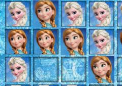 Jogo da Velha: Elsa vs Anna