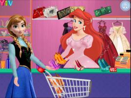 Loja de Roupas da Ariel - screenshot 2