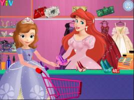 Loja de Roupas da Ariel - screenshot 3