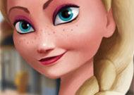 Makeover de Elsa
