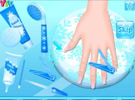 Manicure de Elsa - screenshot 1