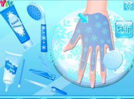 Manicure de Elsa - screenshot 2