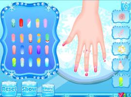 Manicure de Elsa - screenshot 3
