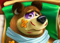 Jogos De Pinte A Masha E O Urso No Meninas Jogos