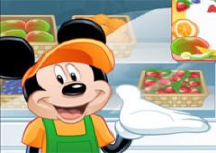 Milk-shakes do Mickey