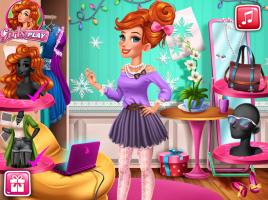 Moda de Inverno Com Jessie - screenshot 2