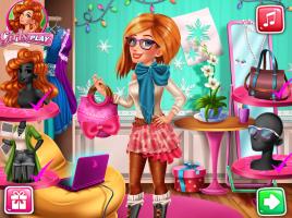 Moda de Inverno Com Jessie - screenshot 3