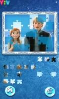 Nove Quebra Cabeças de Frozen - screenshot 2